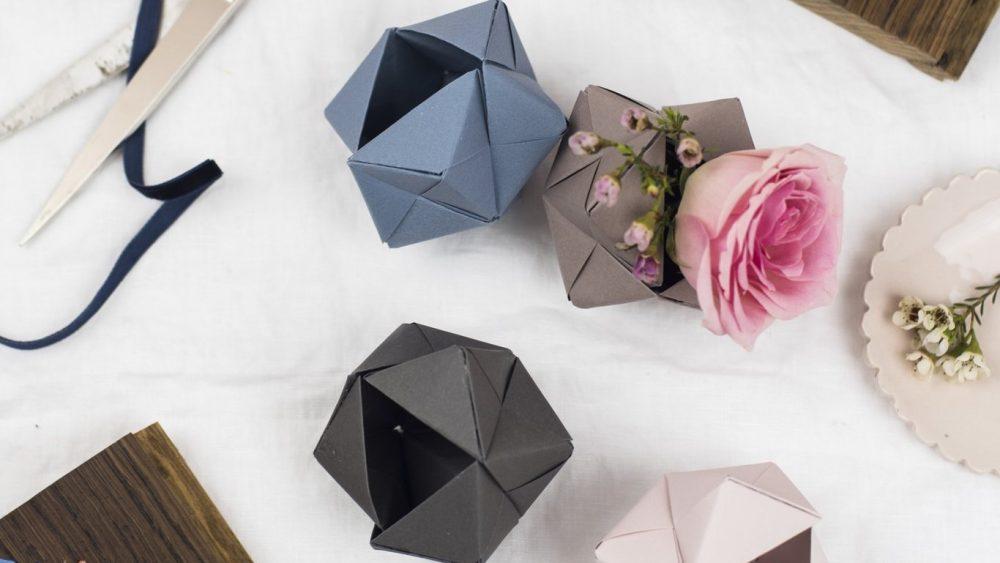 Origami de papel: é história e evolução