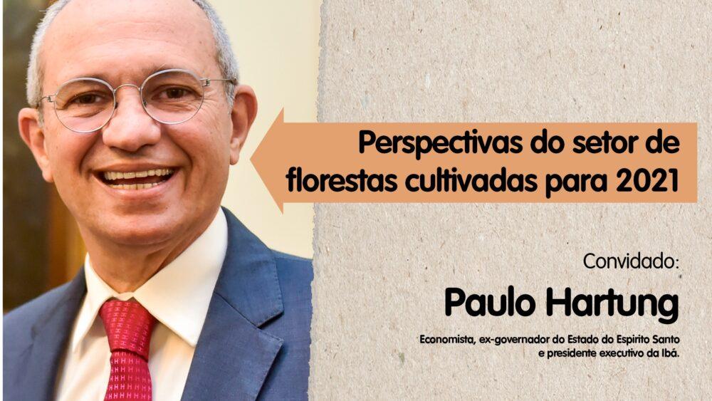 Paulo Hartung prevê ano 2021 em fala à Two Sides