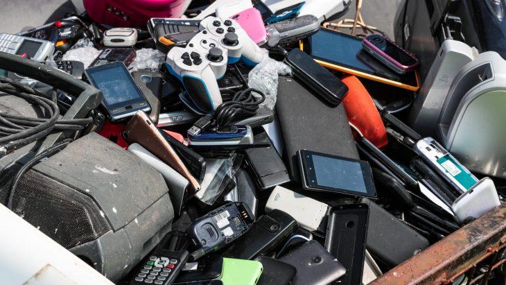 O desafio do lixo eletrônico