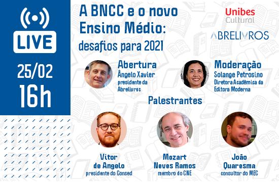 A BNCC e o Novo Ensino Médio: desafios para 2021-2022