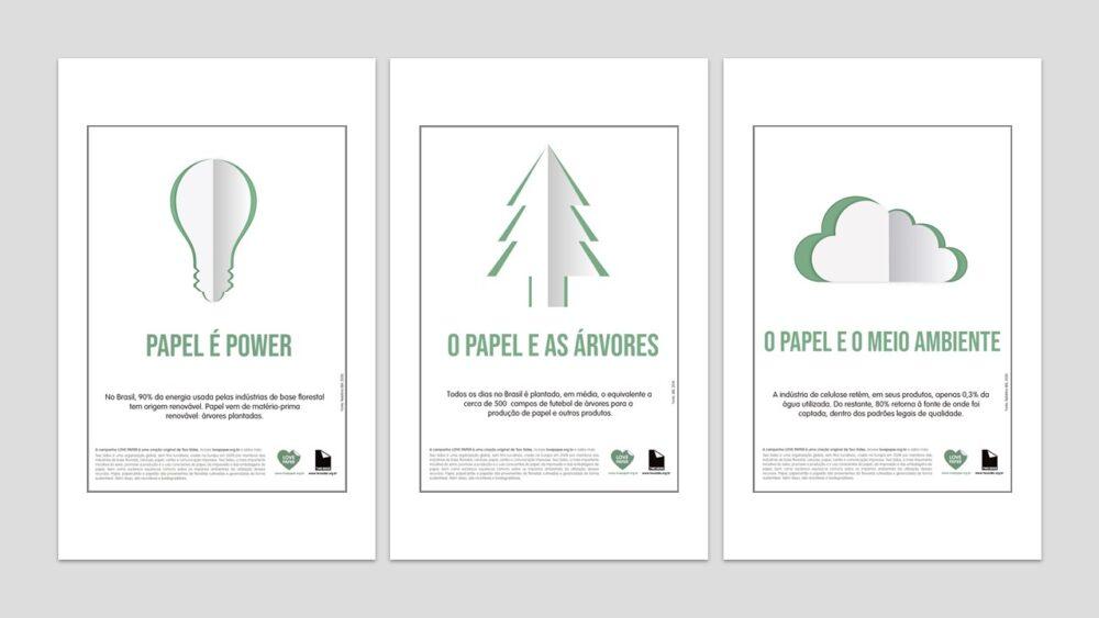 Love Paper lança três novos anúncios